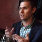 Winemaker Matt Crafton talks about Chateau Montelena
