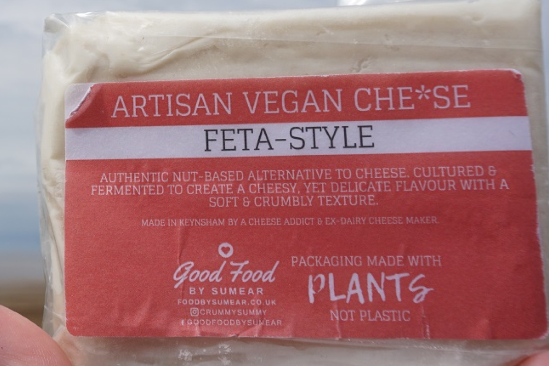 Vegan cheese from Food by Sumear