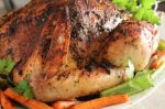 Sage Roasted Turkey
