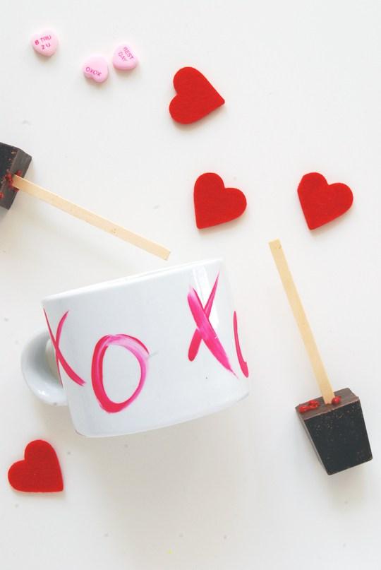 XOXO Valentine's Day DIY's