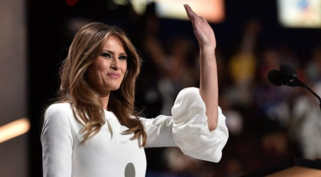 NYT Reporter Apologizes For Calling Melania Trump A 'Hooker'