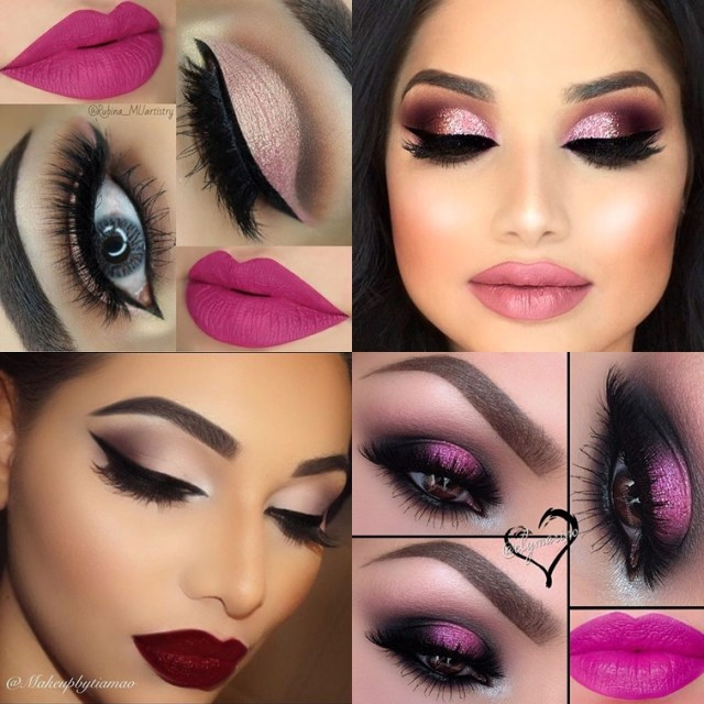 SEXY MAKEUP IDEAS FOR VALENTINES DAY
