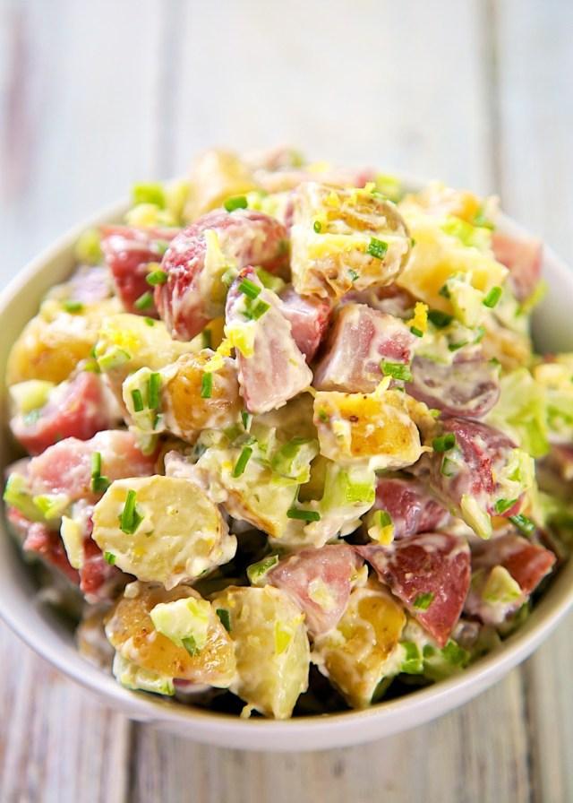 The Ritz Carlton Potato Salad