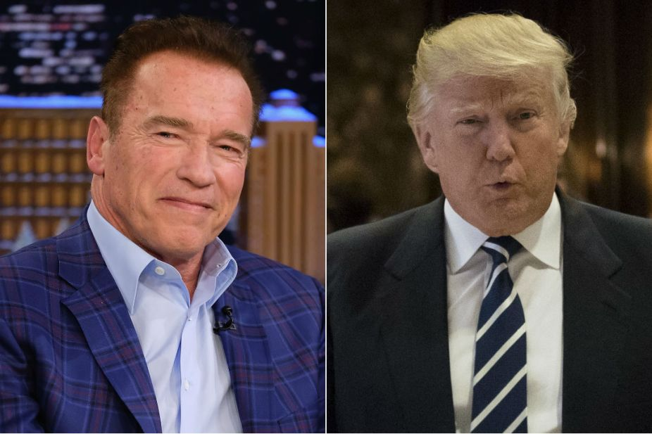 'Arnie' Quits The Apprentice and Blames President Trump