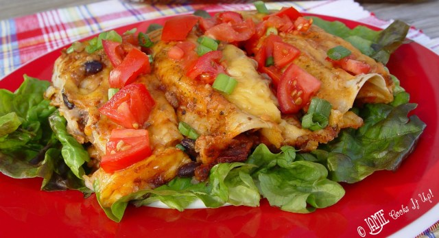 Burrito Casserole ~ YUM!