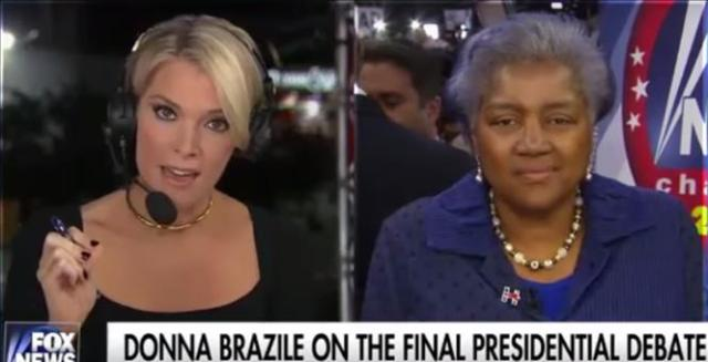 EPIC! Kelly Takes Down Donna Brazile and The DNC