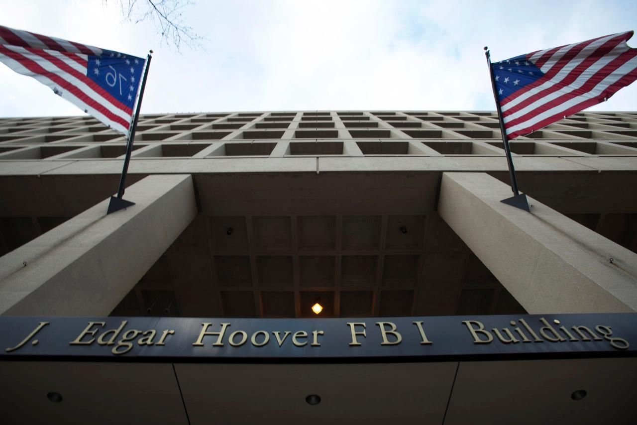 What the hell is going on at the FBI? Is James Comey the new J. Edgar Hoover