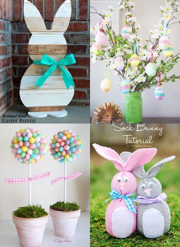 DIY Easter Decorations
