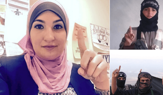 Women's March Leader Linda Sarsour Attacks Victim Of Female Genital Mutilation Ayaan Hirsi Ali