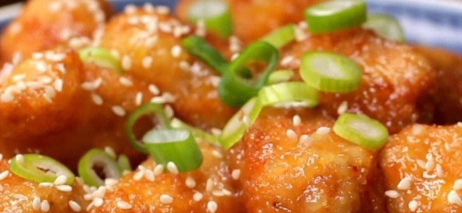 Chinese Take-Away-Style Lemon Chicken