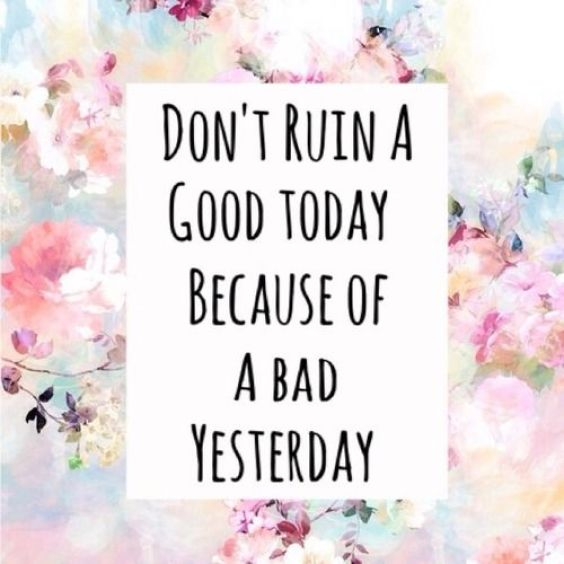 Today is a new day! QUOTE