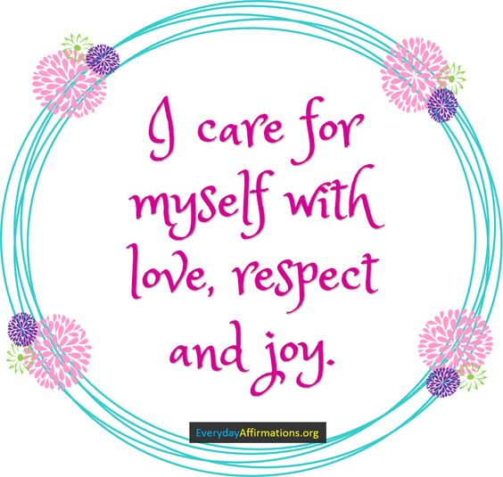 Love yourself! QUOTE