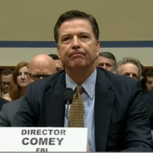 Ex-FBI Director James Comey Will Testify Publicly