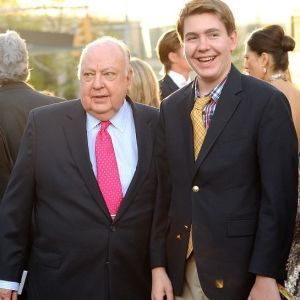 Roger Ailes Son; 'I'm coming after them And hell is coming with me'
