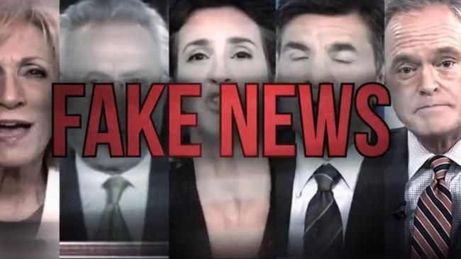 Major TV networks refuse to run Trump's 'Fake News' Ad