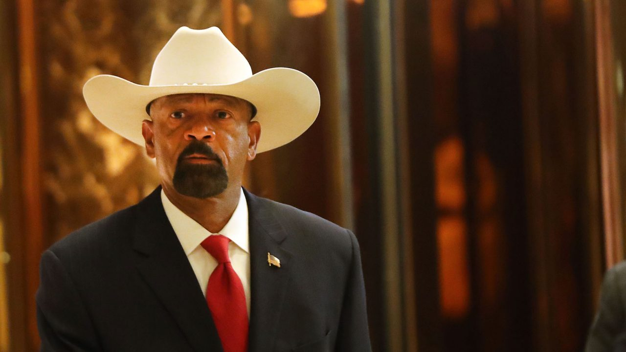 There's a New Sheriff In Town; Sheriff David Clarke Accepts Job With The Department of Homeland Security