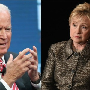 Joe Biden on Hillary Clinton: 'I never thought she was a great candidate'