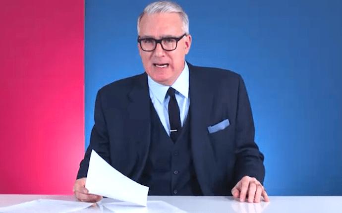 Unhinged 'Keith Olbermann' Hails Sally Yates As An 'American Hero'