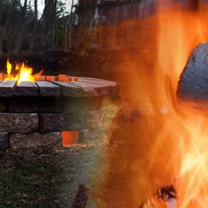Budget-Friendly Fire Pit (VIDEO)