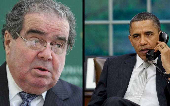 Justice Scalia Believed Obama Surveilled Supreme Court (VIDEO)