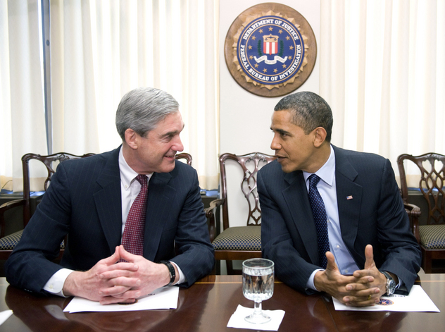 Ex FBI Director Robert Mueller named special prosecutor for Russia investigation
