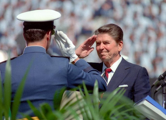 Everyone Needs To Hear President Ronald Reagan's Memorial Day Speech