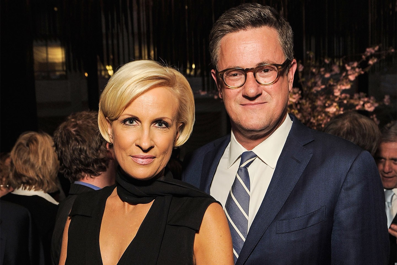 JOE AND MIKA of MSNBC 'Morning Joe' are Engaged