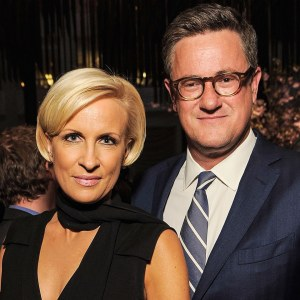 JOE AND MIKA of MSNBC 'Morning Joe' are Engaged