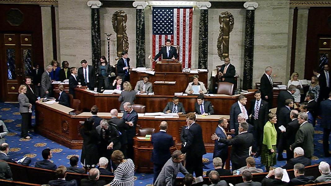 WATCH LIVE: House Of Representatives Vote On Republican Healthcare Reform Bill