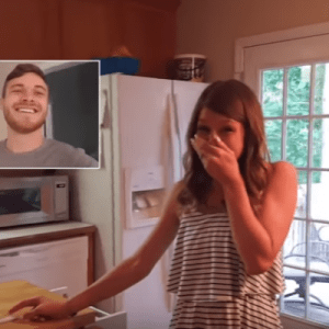 Vasectomy fail: dad of three surprises wife with pregnancy announcement