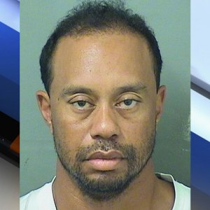 Tiger Woods arrested for DUI