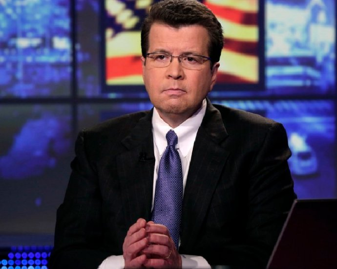 "Fox News host Neil Cavuto; Mr President ""The Buck Stops With You"""
