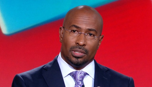 CNN's Van Jones Admits 'Russia Thing' A 'Big NothingBurger'