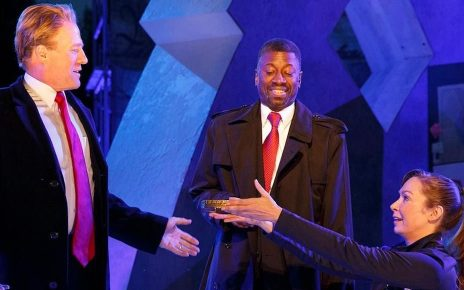 NYC Play Appears to Assassinate Donald Trump; Delta, Bank of America Drop Sponsorship
