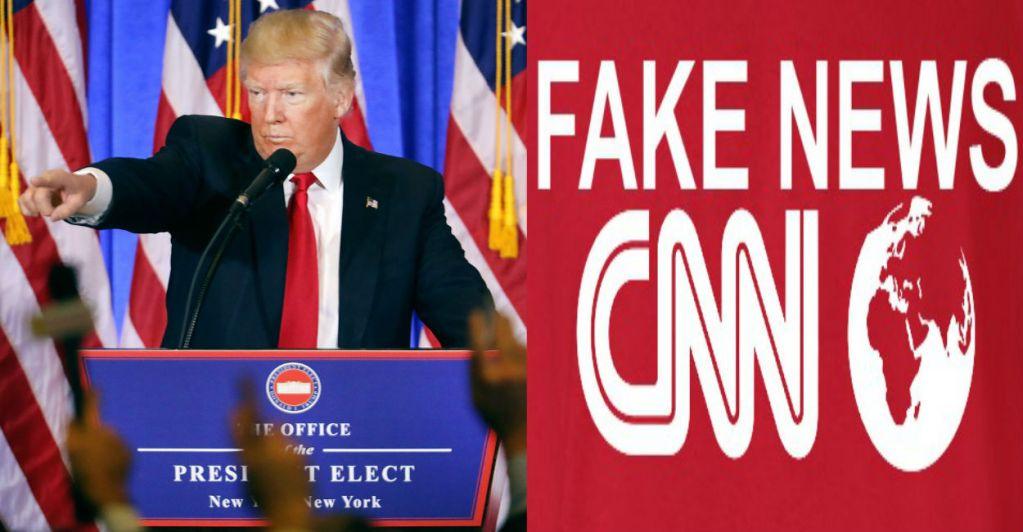 CNN PR Team Argues With President Trump On Twitter