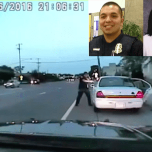 Dashcam Footage Released Traffic Stop; Philando Castile Shooting