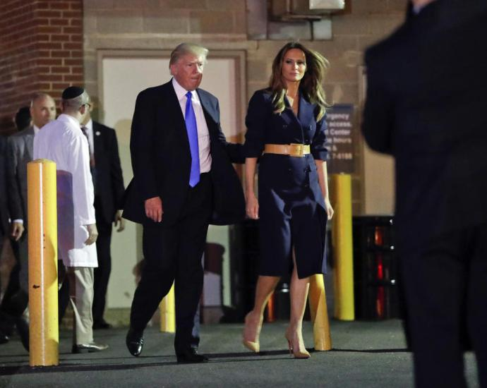 Trump visits D.C. hospital treating critically injured Rep. Steve Scalise