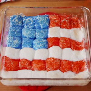 July 4th S'mores Dip