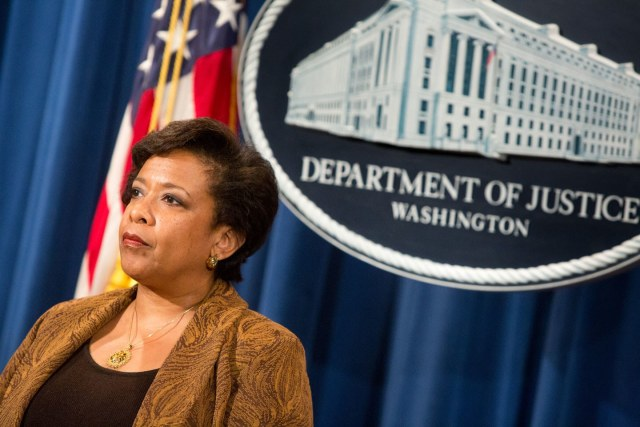 Report: Comey Confronted Lynch With A 'Sensitive Piece Of Evidence' She Agreed To Stop Hillary's Investigation