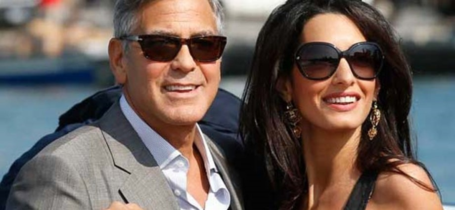 George Clooney Moving Family Back To United States For Security Reasons