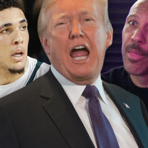 Trump To LaVar Ball 'I Should Have Left Your Kid In Jail!'