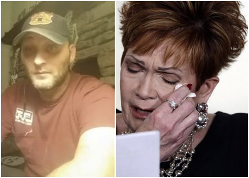 VIDEO: Stepson of Roy Moore Accuser Says She's LYING