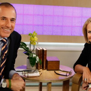 Old Katie Couric Interview Reveals Lauer Has always Been A Pervert