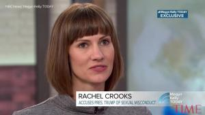 'I wish I had been stronger then': Accuser recalls time Trump asked for her PHONE NUMBER