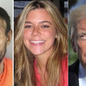 Trump Responds To Kate Steinle's Killer Verdict