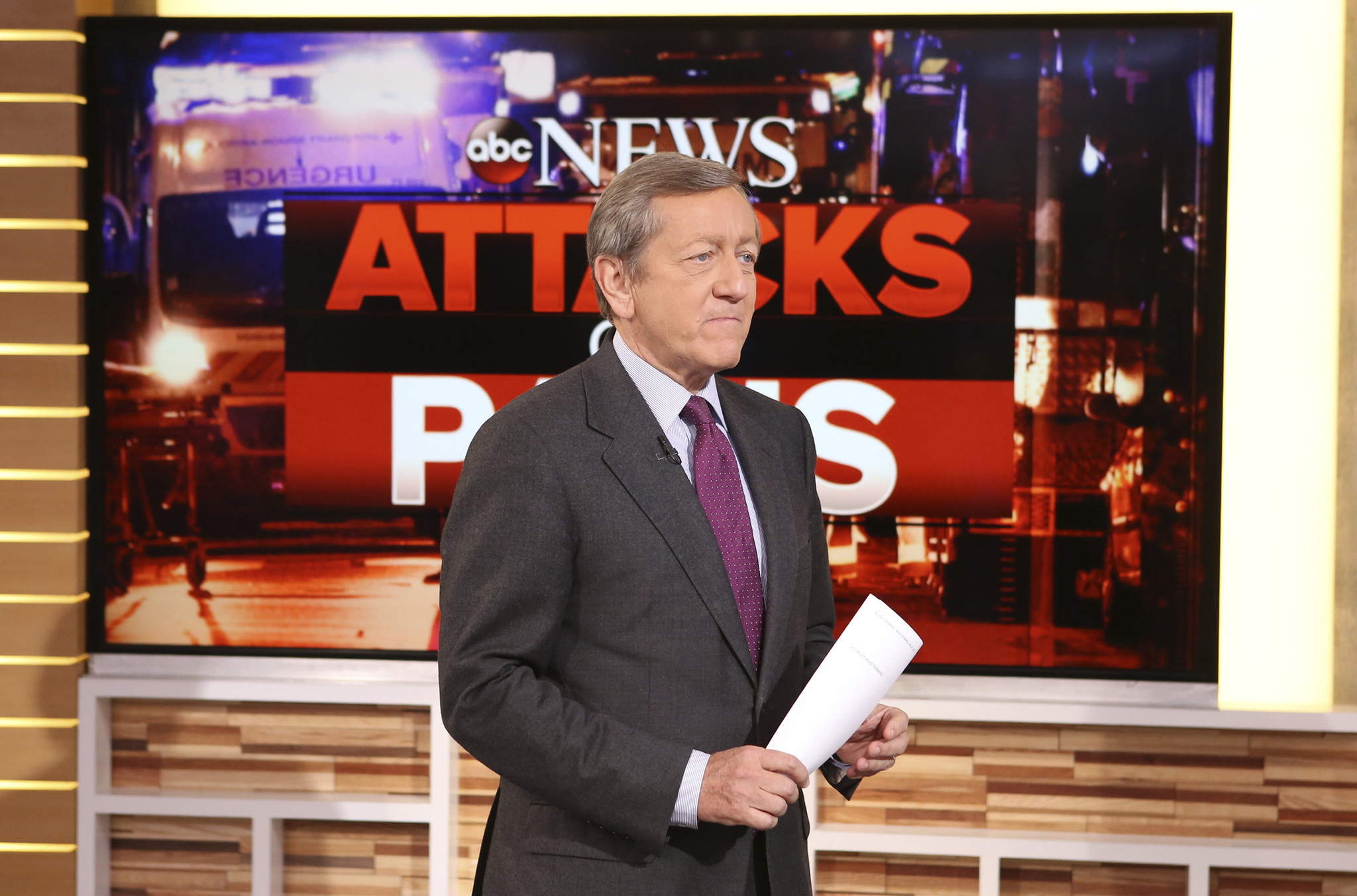ABC New's Brian Ross Suspended Over Michael Flynn Erroneous Report