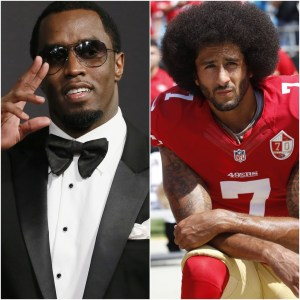'I want in!' Controversial Colin Kaepernick tries to join Diddy to buy Carolina Panthers