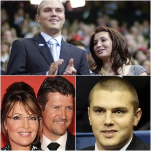 Track Palin left his father, Todd, bleeding after breaking into home, according to police report