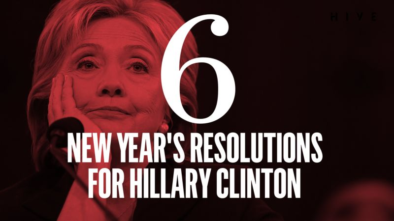 Vanity Fair Under Fire For Hillary Clinton New Year's Resolution Video