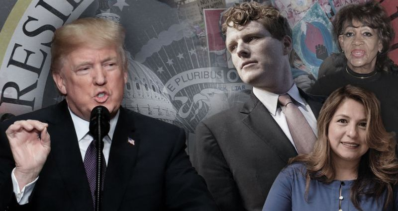 Trump's State of the Union will be answered by crying resistance voices